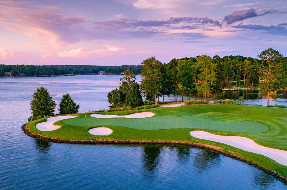 Top Five Golfing Destinations in Thailand
