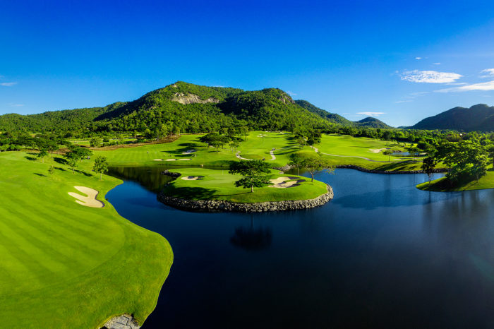 ULTIMATE THAILAND GOLFING EXPERIENCE